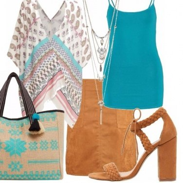 Outfit Juta style
