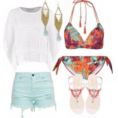 Outfit Summer beach