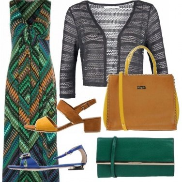 Outfit Missoni style