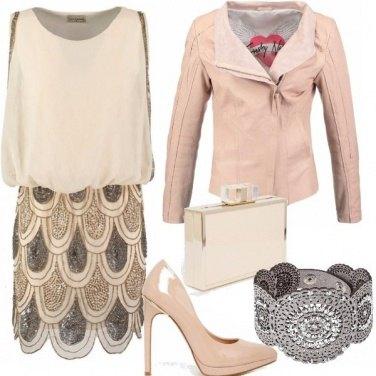 Outfit Cerimonia romantica rock