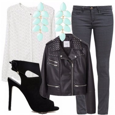 Outfit Micro fantasie
