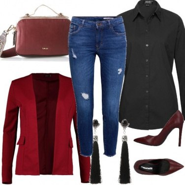 Outfit Trendy #2856