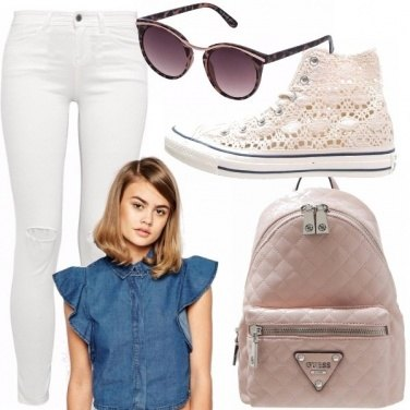 Outfit Teen ager ma non solo