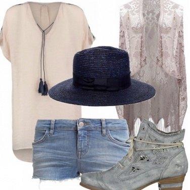Outfit Ricami boho