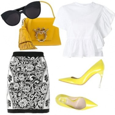 Outfit Trendy #2878