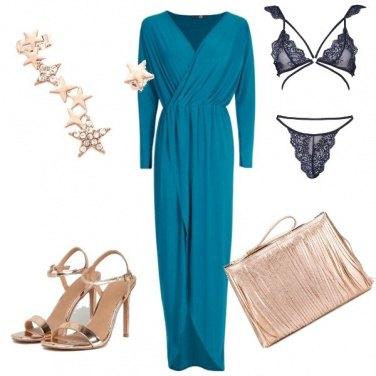Outfit Una cena al mare
