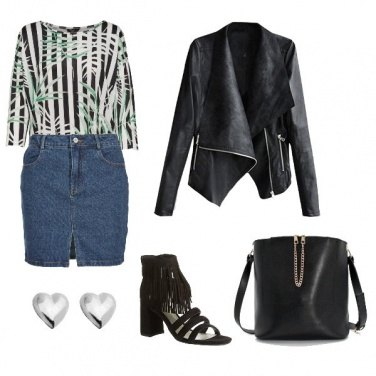 Outfit Rock #381