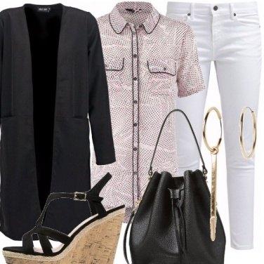 Outfit Per la mezza stagione