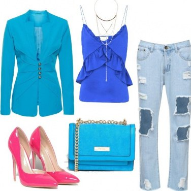 Outfit Color life