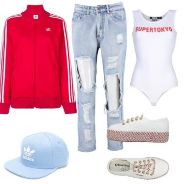 Outfit Jeans girlz