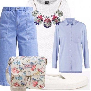 Outfit Stile turista