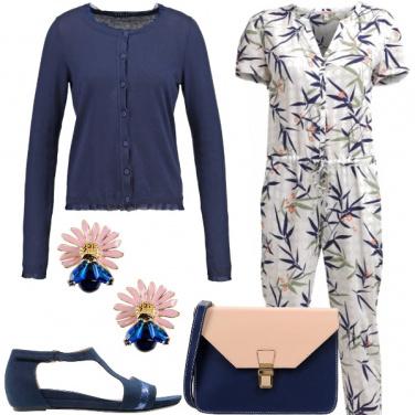 Outfit Apine sui fiori