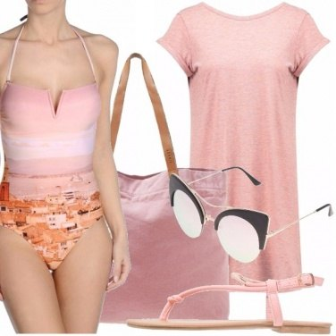Outfit Makena beach