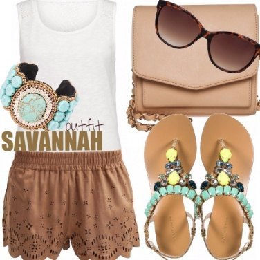 Outfit SAVANNAH OUTFIT