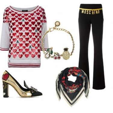 Outfit Love love