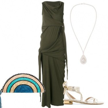Outfit Amore per il verde