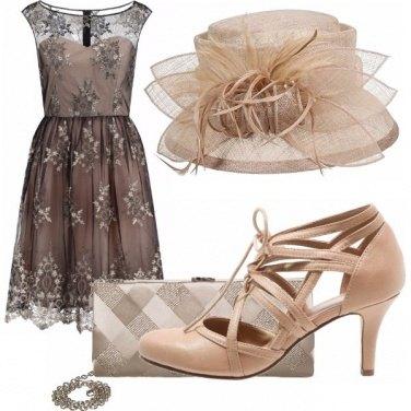 Outfit La testimone della sposa