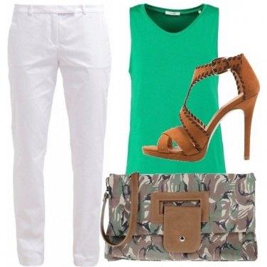 Outfit Il bianco fa subito estate