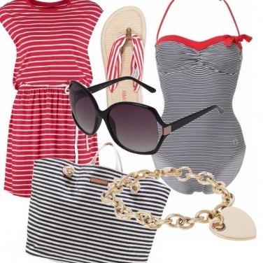 Outfit Tutte a rilassarci al sole!
