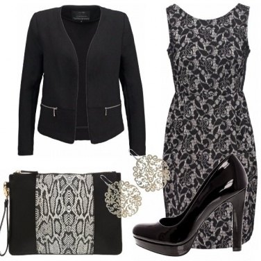 Outfit Chic ed elegante