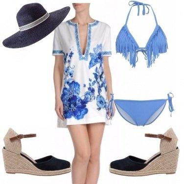 Outfit Sotto il vestito...un bikini!