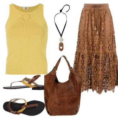 Outfit Etnico #269
