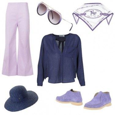 Outfit Lavanda