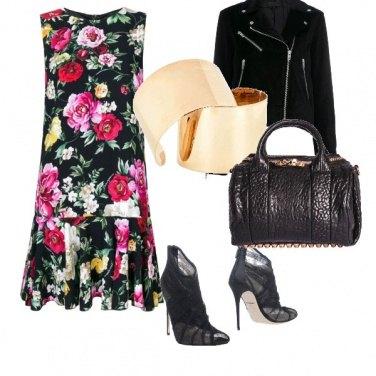 Outfit Abito a fiori
