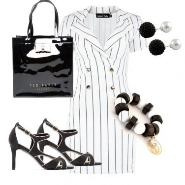 Outfit Vertical Chic