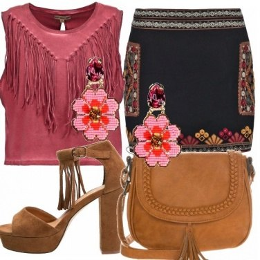 Outfit Un tocco chic!