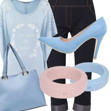 Outfit Ami il serenity? Look in low!