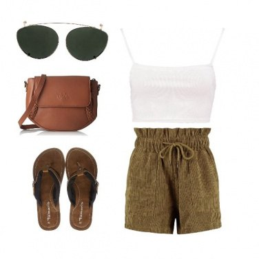 Outfit Etnico #278