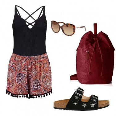 Outfit Etnico #279