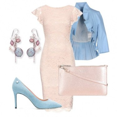 Outfit Pastello romantico