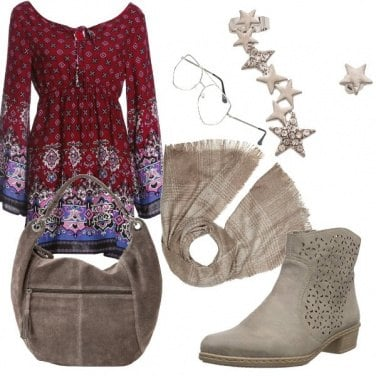 Outfit Gipsy girl
