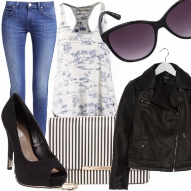 Outfit Chiodo