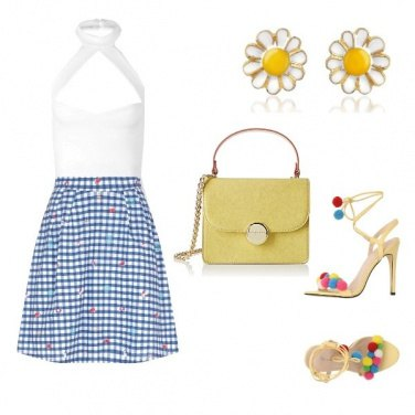Outfit Campo di margherite