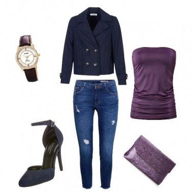 Outfit Trendy #3408