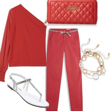 Outfit Redstyle