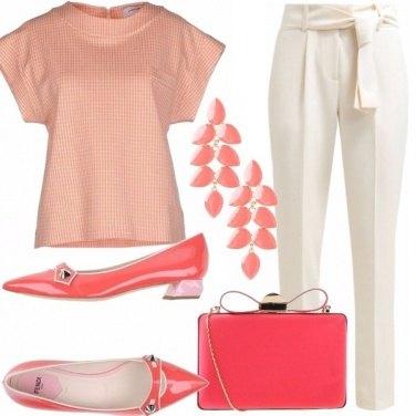 Outfit Elegantissima in pantaloni