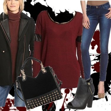 Outfit Winter Rock