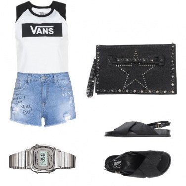 Outfit Rock #462