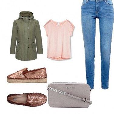 Outfit Denim urban