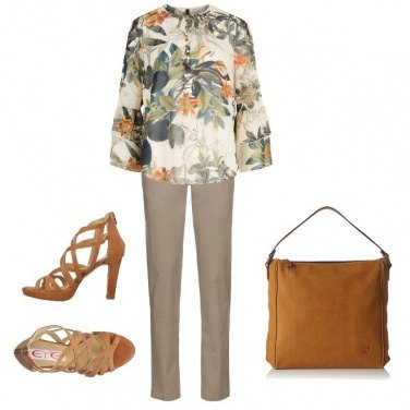 Outfit Miss Flowers