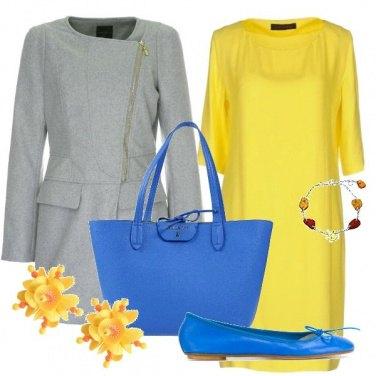 Outfit Colori forti!