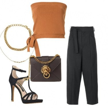 Outfit Elegante in casual