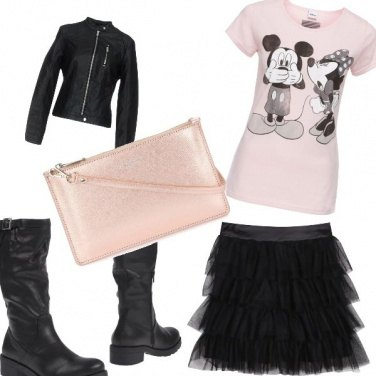 Outfit Rock #484