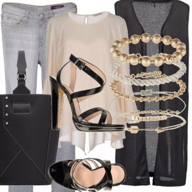 Outfit Curvy glam!
