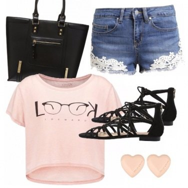 Outfit Girly