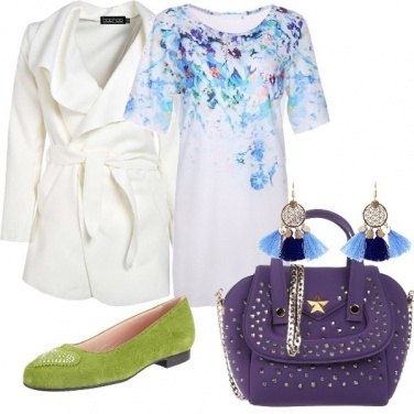 Outfit La scarpa verde